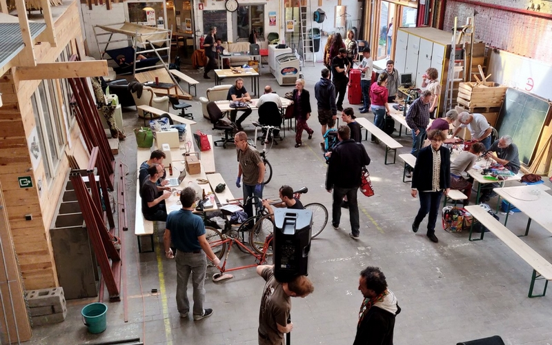 2018 Repair Cafe Widget